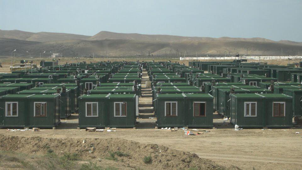 Konteyner Kamp Projesi