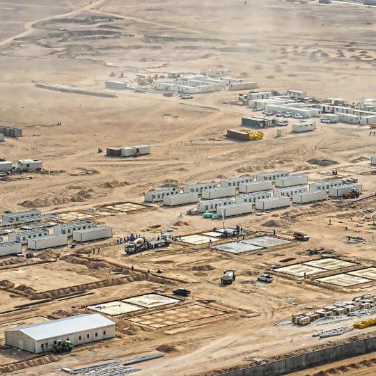 Petrol Kampı
