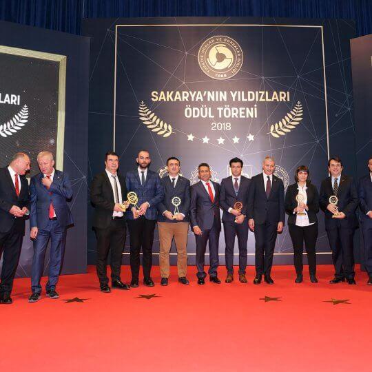 Prefabrik Yapı A. Ş. Ödüle Doymuyor