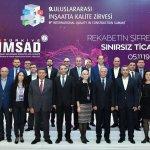 Prefabrik Yapı 9. Uluslararası İnşaatta Kalite Zirvesine Katıldı